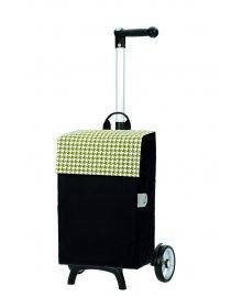 Nákupní taška Andersen UNUS SHOPPER® FUN IKO, zelená