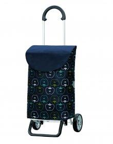 Taška na kolečkách Andersen SCALA SHOPPER® PLUS HAVA, modrá