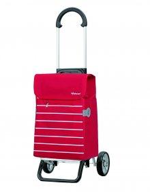 Taška na kolečkách Andersen SCALA SHOPPER® PLUS LINI, červená