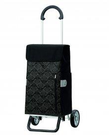 Taška na kolečkách Andersen SCALA SHOPPER® PLUS DIVA, černá