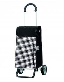 Taška na kolečkách Andersen SCALA SHOPPER® PLUS TILLY, černá