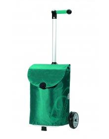 Nákupní taška Andersen UNUS SHOPPER® PEPE, tyrksová