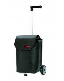 Nákupní taška Andersen UNUS SHOPPER® TRUCK CARBON, černá