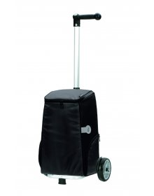 Nákupní taška Andersen UNUS SHOPPER® HARON, černá