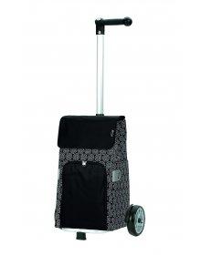 Nákupní taška Andersen UNUS SHOPPER® HENNI, černá