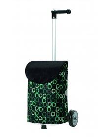 Nákupní taška Andersen UNUS SHOPPER® LOME, černá