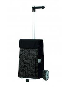 Nákupní taška Andersen UNUS SHOPPER® DIVA, černá