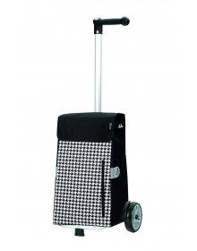 Nákupní taška Andersen UNUS SHOPPER® TILLY, černá