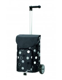 Nákupní taška Andersen UNUS SHOPPER® KIRA, šedá