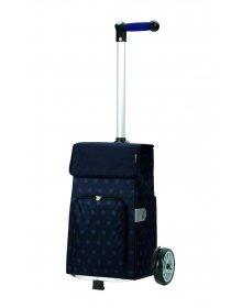 Nákupní taška Andersen UNUS SHOPPER® LIZZY, modrá
