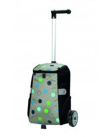 Nákupní taška Andersen UNUS SHOPPER® SILA, stříbrná