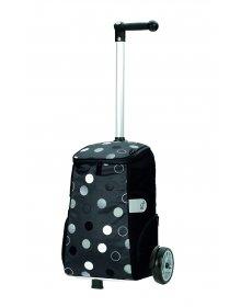 Nákupní taška Andersen UNUS SHOPPER® SILA, šedá