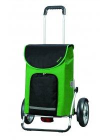 Nákupní taška na kolečkách Andersen ROYAL SHOPPER® PLUS CLINT,  zelená