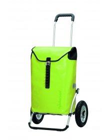 Andersen ROYAL SHOPPER® ORTLIEB, zelená, nafukovací kolečka s kuličkovými ložisky