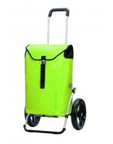 Andersen ROYAL SHOPPER® ORTLIEB, zelená, kolečko s kul. ložisky, průměr 29 cm