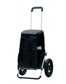 Andersen ROYAL SHOPPER® HARON, černá, nafukovací kol. s kul. ložisky, průměr 29 cm