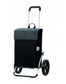 Taška na kolečkách Andersen ROYAL SHOPPER® HERA, šedá, kolečko standard, 44l