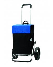 Andersen ROYAL SHOPPER® HERA, modrá, kolečko standard