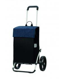 Taška na kolečkách Andersen ROYAL SHOPPER® HERA, modrá, kolečko standard, 44l