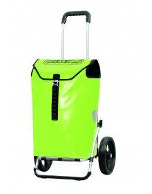 Luxusní taška na kolečkách Andersen ROYAL SHOPPER® ORTLIEB, zelená, kolečko standard, 49l