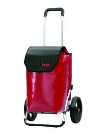 Nákupní taška Andersen ROYAL SHOPPER® TRUCK CARBON, červená
