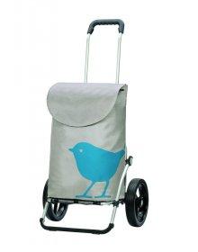 Andersen ROYAL SHOPPER® BIRD, tyrkys, kolečko standard