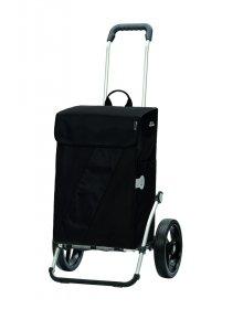 Taška na kolečkách Andersen ROYAL SHOPPER® VIKA, černá, kolečko standard, 46l