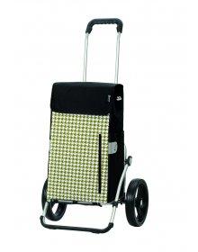 Taška na kolečkách Andersen ROYAL SHOPPER® TILLY, zelená,kolečko standard, 43l