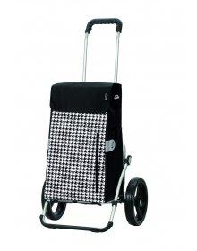 Taška na kolečkách Andersen ROYAL SHOPPER® TILLY, černá,kolečko standard, 43l