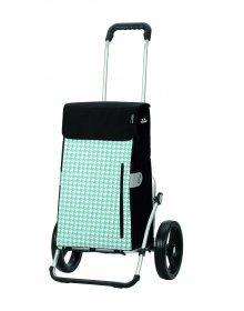Taška na kolečkách Andersen ROYAL SHOPPER® TILLY, tyrkysová,kolečko standard, 43l