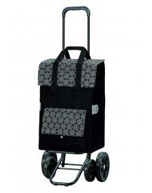 Taška na kolečkách Andersen QUATTRO SHOPPER® VARA, černá