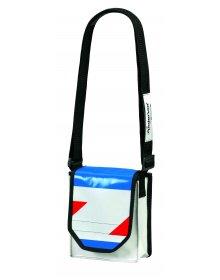 Taška Andersen DAY BAG LAUSANNE - taška z použité plachty nákladních vozidel - každá taška unikát!