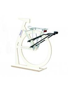 Ostatní zákazníci doporučují Přípojný mechanismus Andersen R1-BigEasy k připojení tašky na kolečkách  k jízdnímu kolu, bez zámku