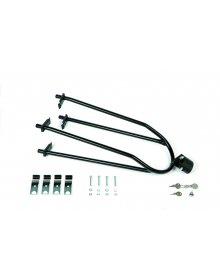 Ostatní zákazníci doporučují Přípojný mechanismus Andersen R1-BigEasy k připojení tašky na kolečkách k jízdnímu kolu, se zámkem