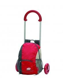Dětská taška pro děti Andersen KIDS SHOPPER®, červená