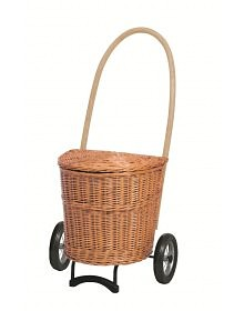 Nákupní koš - taška na kolečkách  ANDERSEN KORB SHOPPER® NATURA