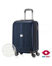 Kufr na kolečkách Hauptstadtkoffer X-BERG, 42l, TSA zámek, tmavě modrý, matný