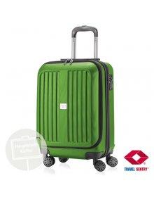 Kufr na kolečkách Hauptstadtkoffer X-BERG, 42l, TSA zámek, zelený, matný