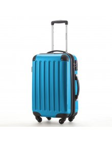 Kufr na kolečkách  Hauptstadtkoffer ALEX, 42l, TSA zámek, světle modrý