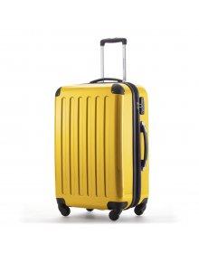Kufr na kolečkách  Hauptstadtkoffer ALEX, 74l, TSA zámek, žlutý