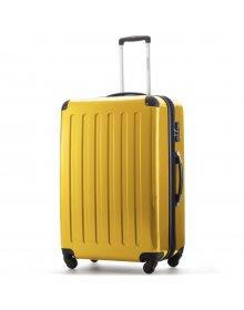 Kufr na kolečkách Hauptstadtkoffer ALEX, 119l, TSA zámek, žlutý