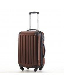 Kufr na kolečkách Hauptstadtkoffer ALEX, 42l, TSA zámek, hnědý