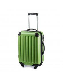 Kufr na kolečkách Hauptstadtkoffer SPREE, 49l, TSA zámek, zelený