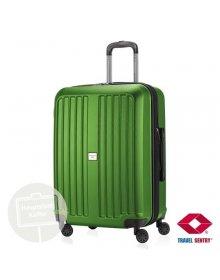 Kufr na kolečkách Hauptstadtkoffer X-BERG, 90l, TSA zámek, zelený, matný