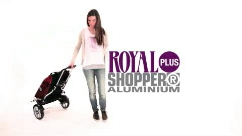 ROYAL SHOPPER® PLUS - taška za kolo
