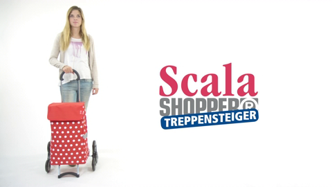 TREPPENSTEIGER SCALA SHOPPER® - do schodů